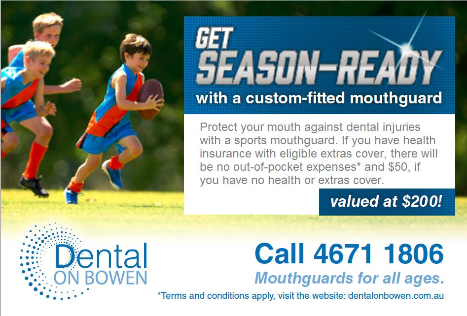 Custom Fit MouthGuards - Dentist in Goondiwindi | Dental on Bowen