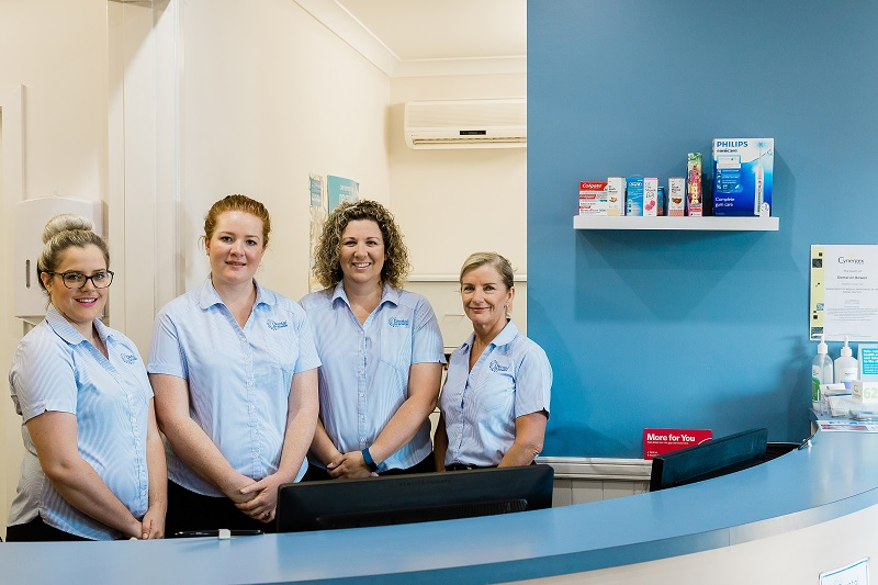 Reception - Goondiwindi Dentists | Dental on Bowen